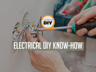 How to do DIY electrical work safely