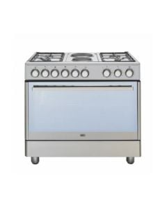 Gas/Electric Stove 4 Gas 2 Electric Defy DGS158