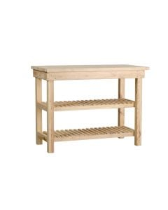 Workbench Pine 900x600 900 Knock Down