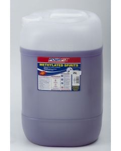 Methylated Spirits  25l Powafix