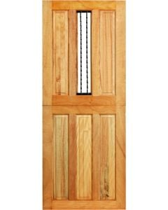 Door Mixed Timber  813x2032 6 Panel Stable Security OI PD56S/OI