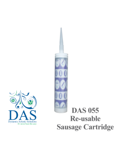 Cornice Adhesive Re-usable Cartidge DAS  DAS055
