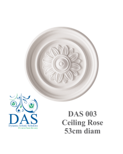 Ceiling Rose 530mm DAS003