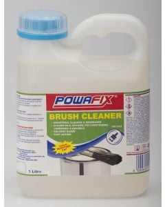 Brush Cleaner & Degreaser 1l Powafix