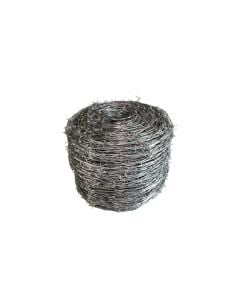 Barbed Wire Double Strand Iowa 2.5mm x 540m (50kg)