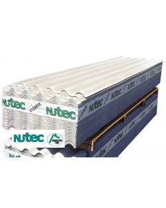 Roof Sheet Big Six 3000mm (875mm cover) Nutec 370-501