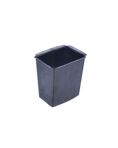 Outlet Lipped Galvanised 100 x 75mm
