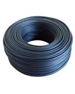 Housewire  1.50mm Black (100m/Roll)