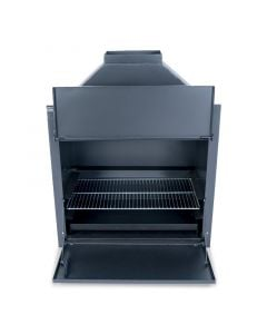 Braai Built-In  750mm Sizzler Megamaster BIB0040