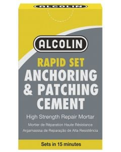 Alcolin Rapid Set Anchoring & Patching Cement 500g